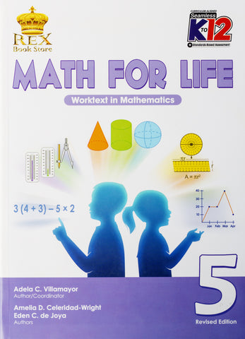 Math for Life 5 Set (Textbook, TM) - Learning Plus PH