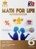Math for Life 6 Set (Textbook, TM) - Learning Plus PH