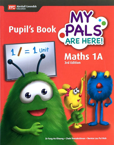 My Pals are Here (Pupil's Book) 1A - Learning Plus PH