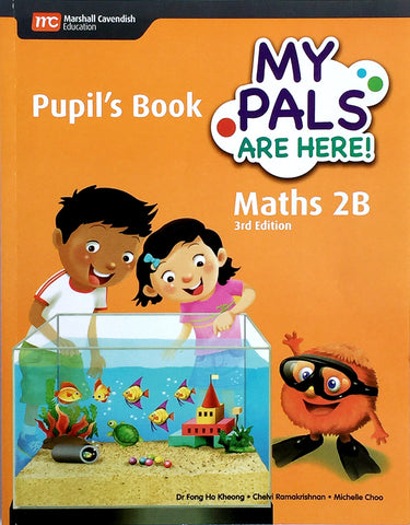 My Pals are Here (Pupil's Book) 2B - Learning Plus PH