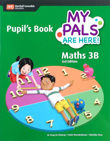 My Pals are Here (Pupil's Book) 3B - Learning Plus PH