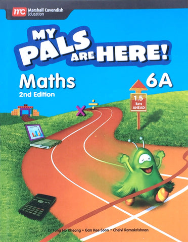 My Pals are Here (Pupil's Book) 6A - Learning Plus PH