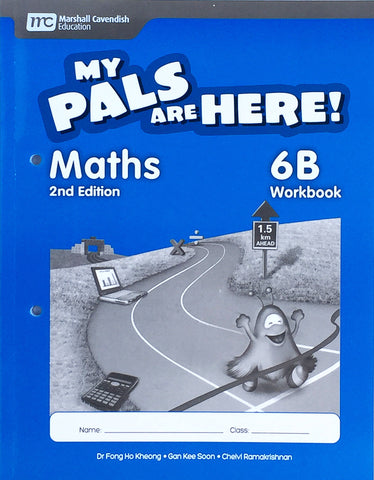My Pals are Here (Workbook) 6B - Learning Plus PH