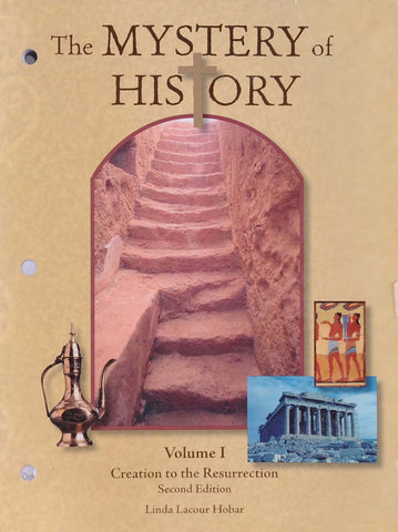 The Mystery of History Volume 1 - Learning Plus PH
