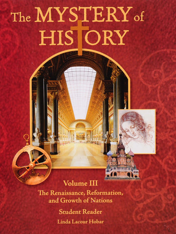The Mystery of History Volume 3 Set (Student Text & Companion Guide Paperback) - Learning Plus PH