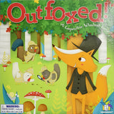 Outfoxed!™ A Cooperative Whodunit Game