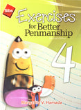 Exercises for Better Penmanship 4 - Learning Plus PH