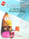Exercises for Better Penmanship 6 - Learning Plus PH