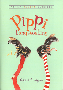 Pippi Longstocking - Novel