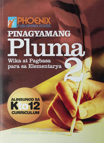 Pinagyamang Pluma 2 (Textbook) - Learning Plus PH