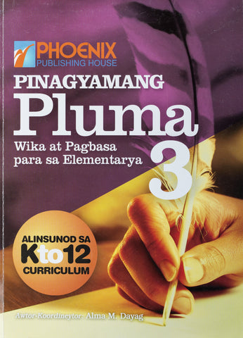 Pinagyamang Pluma 3 (Textbook) - Learning Plus PH