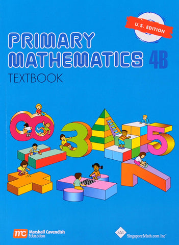 Primary Math Textbook 4B U.S. Edition - Learning Plus PH