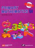 Primary Math Textbook 6A U.S. Edition - Learning Plus PH