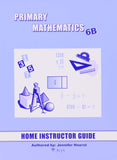 Primary Math Home Instructor's Guide 6B U.S. Edition - Learning Plus PH