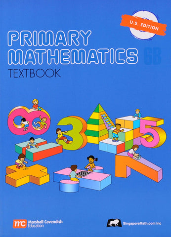 Primary Math Textbook 6B U.S. Edition - Learning Plus PH