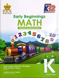 Early Beginnings: Math K Set (TB, TM) - Learning Plus PH