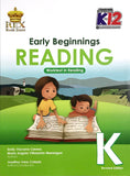 Early Beginnings: Reading K Set (TB, TM) - Learning Plus PH
