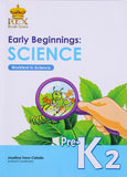 Early Beginnings: Science Pre-K2 Set (TB, TM) - Learning Plus PH