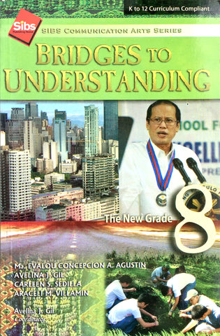 Sibs Communication Arts Series (SCAS): Bridges to Understanding 8 Set (TB, TM) - Learning Plus PH