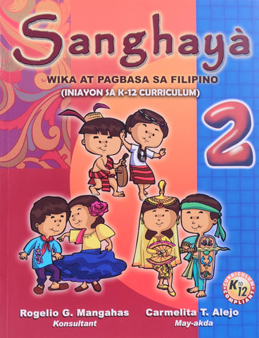 Sanghaya 2 Set (Textbook, TM) - Learning Plus PH