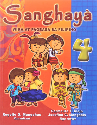 Sanghaya 4 Set (Textbook, TM) - Learning Plus PH