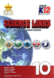 Science Links 10 Set (Textbook, TM) - Learning Plus PH