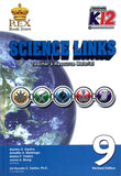Science Links 9 Set (Textbook, TM) - Learning Plus PH