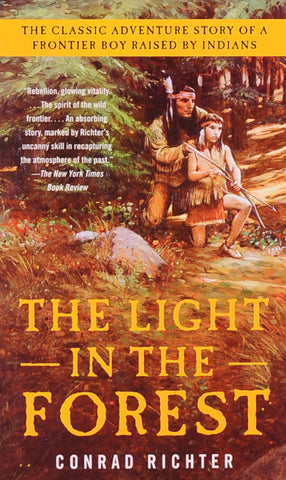The Light in the Forest - Novel