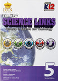 The New Science Links 5 Set (Textbook, TM) - Learning Plus PH
