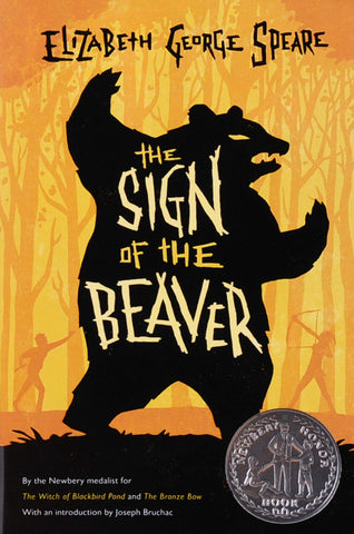 The Sign of the Beaver - Novel