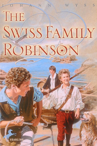 The Swiss Family Robinson - Novel - Learning Plus PH