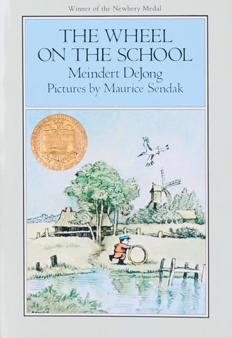 The Wheel on the School - Novel - Learning Plus PH