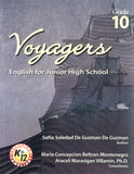 Voyagers: English for Junior High School 10 Set (TB, TM) - Learning Plus PH