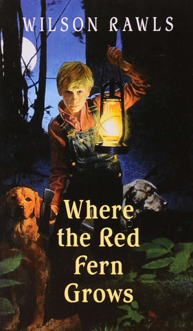 Where the Red Fern Grows - Novel