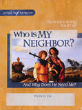 Who is My Neighbor? Notebooking Journal - Learning Plus PH