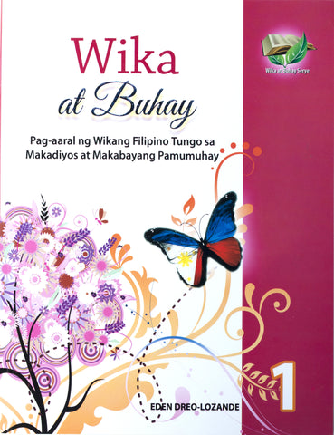 Wika at Buhay 1 Set (Textbook, TM) - Learning Plus PH