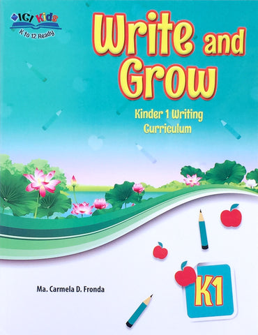Write and Grow K1 - Learning Plus PH