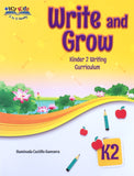 Write and Grow K2 - Learning Plus PH