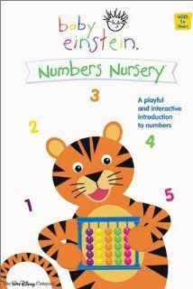 Baby Einstein: Numbers Nursery (DVD)