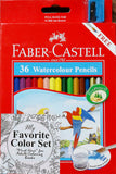 Faber-Castell Watercolor Pencils - Learning Plus PH