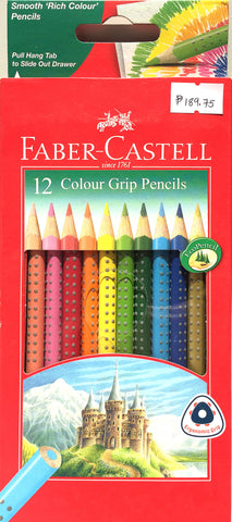 Faber Castell Color Grip Pencils