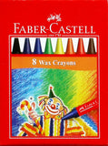 Faber Castell Wax Crayons - Learning Plus PH