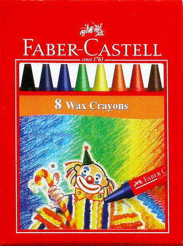 Faber-Castell Wax Crayons - Learning Plus PH