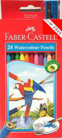 Faber Castell Watercolor Pencils - Learning Plus PH