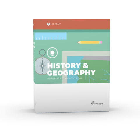 LIFEPAC History and Geography Set 0315 - Learning Plus PH