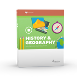 AOP LIFEPAC History and Geography Set 0115 - Learning Plus PH