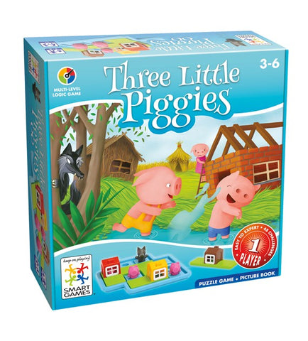 Smart Games: Three Little Piggies