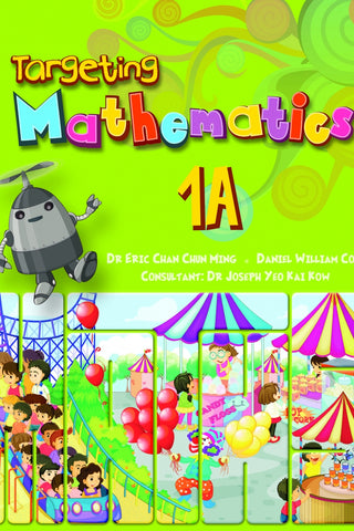 Targeting Mathematics 1A Set (TB, WB, TM)