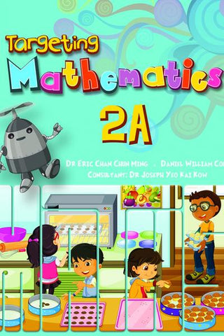 Targeting Mathematics 2A Set (TB, WB, TM) - Learning Plus PH