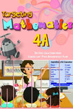 Targeting Mathematics 4A Set (TB, WB, TM) - Learning Plus PH